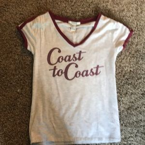 Coast to coat top size small